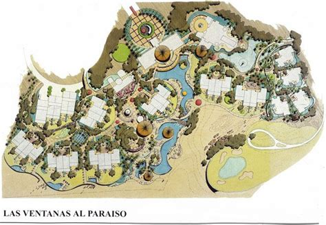 beach resort site plan google layouts pinterest