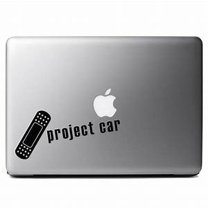 jdm bandaid project car vinyl sticker laptop decal With kitchen colors with white cabinets with car bandaid sticker