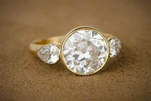 How Much Does A Vintage Engagement Ring Cost How Much Do
