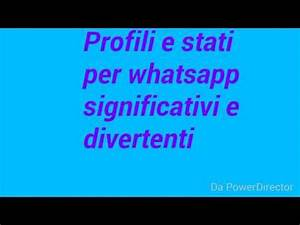 Kontodaten Per Whatsapp : profili e stati per whatsapp youtube ~ Orissabook.com Haus und Dekorationen