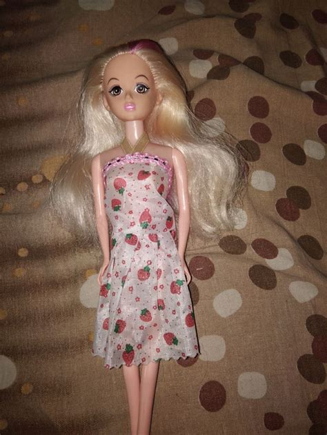 remove mold   barbie doll  steps  pictures