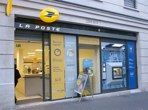 la poste bureau de poste la poste s intéresse de plus en plus aux objets connectés