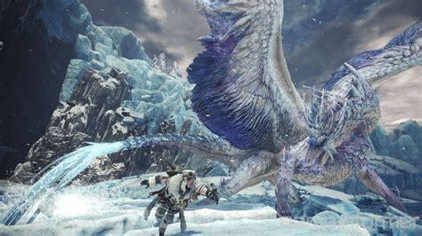 monster hunter world iceborne bestiary day  elder