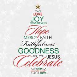 church banner christmas word tree 3 x 3 outreach marketing