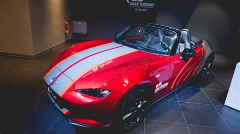 Care To Get A Mazda Mx-5 To Go With Your Copy Of Gran