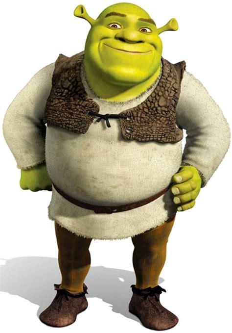 Shrek - Computer-animated movie green ogre - Character ...