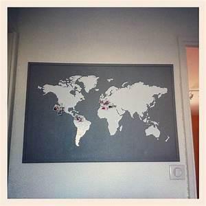 Tableau Du Monde : tableau de chasse de voyage les mimines de sialla ~ Teatrodelosmanantiales.com Idées de Décoration