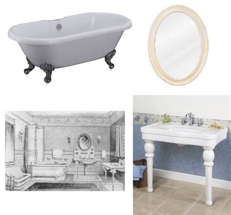 Period Bathroom Mirrors by Edwardian Bathroom Design Authentic Period Design For