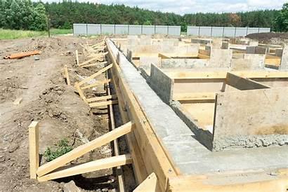 Concrete Base Removable Construction Foundation Production Formwork