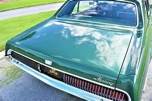 1967 Mercury Cougar Rare Manual Transmission 289ci For