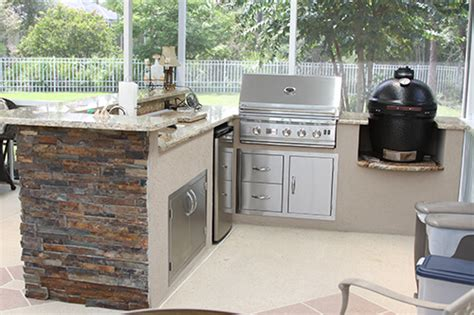 Outdoor Kitchens-lifetime Enclosures