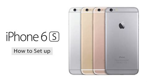 how to set up iphone as new how to set up new iphone 6s or iphone 6s plus iphoneheat