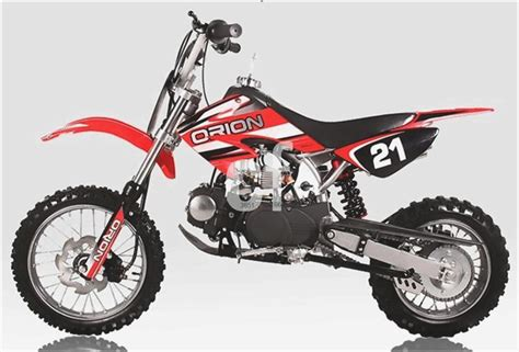 Orion Pit Bike, Cheap And Small Mini Dirt Bikes That Zing