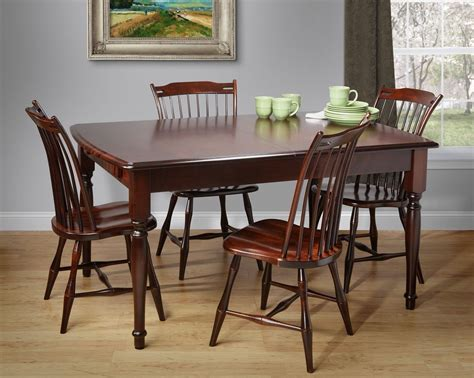 Best Wooden Country Style Dining Table And Chairs