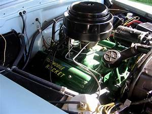 Oldsmobile 88 Rocket Engine  U2013 In 2 Motorsports