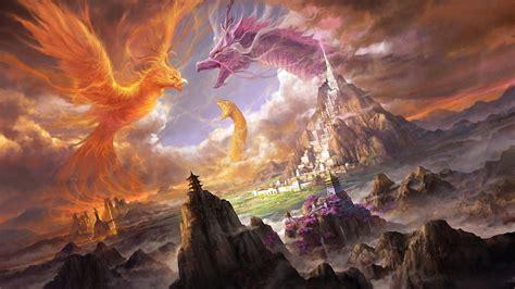 drakon feniks zmeya oboi na telefon besplatno