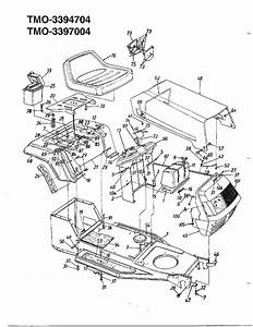 Huskee Riding Lawn Mower Parts