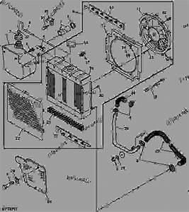 Radiator  6x4   068205 -   -  U516c U7528 U8f66 U8f86 John Deere 6x4