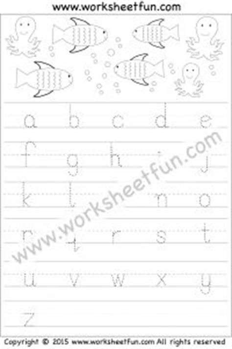 28 best images about letter tracing pinterest animal themes letter worksheets and letter