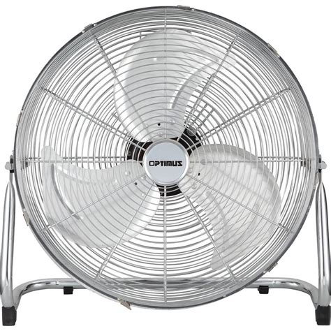 high velocity industrial fan optimus 18 in industrial grade high velocity fan f4182