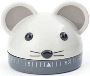 Mouse Kitchen Timer by Mouse Kitchen Timer Stuff With Animals