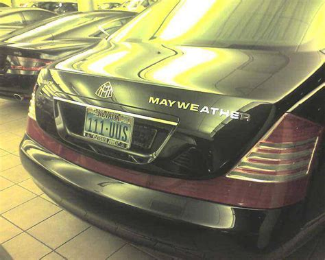 Floyd Mayweather's Ridiculous Car Collection (4 Videos And