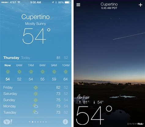 weather apps for iphone apple s official weather app in ios 7 should really be