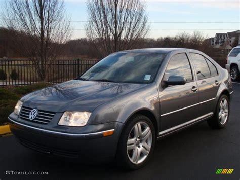 2004 Volkswagen Jetta by 2004 Platinum Grey Metallic Volkswagen Jetta Gls 1 8t
