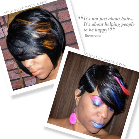 top photo of stocking cap weave hairstyles floyd
