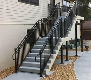 Prefab Cement Stairs Design Latest Door & Stair Design