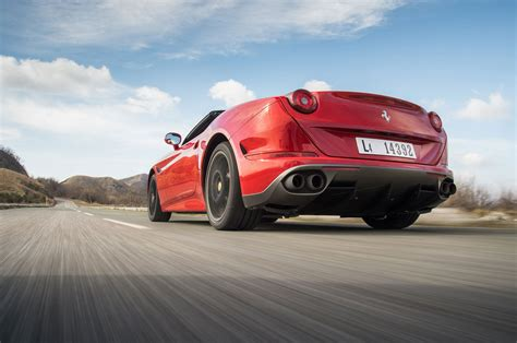 Most of these cars were of course sent to the u.s. One Weekend With: 2016 Ferrari California T   Automobile Magazine