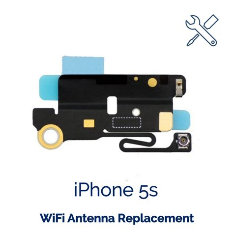 iphone 5s wifi antenna iphone 5s wifi bluetooth antenna replacement