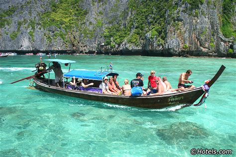 Boat From Phuket To Phi Phi by Bay In Phi Phi Everything You Need To About