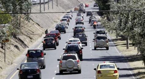 Libre movilidad vehicular en Quito el sábado 6, domingo 7 ...