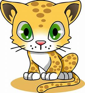 Leopard Cartoon - Cliparts.co