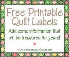 Attic windows quilt pattern free natashamillerweb free label templates for machine embroidered quilt labels maxwellsz