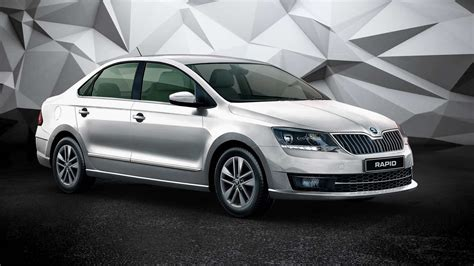 2021 Skoda Rapid Rider Relaunched In India; Price Starts ...