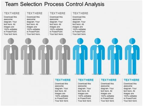 ppts team selection process control analysis flat