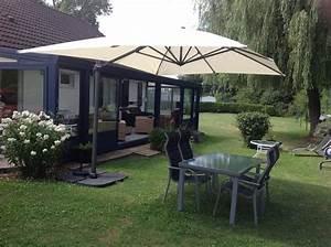 Parasol De Terrasse : st jean de luz parasol d port 3x4m alice 39 s garden parasol terrasse parasol jardin design ~ Teatrodelosmanantiales.com Idées de Décoration