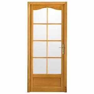 Porte En Bois Intérieur : porte d 39 int rieur bois cheverny pasquet menuiseries ~ Preciouscoupons.com Idées de Décoration