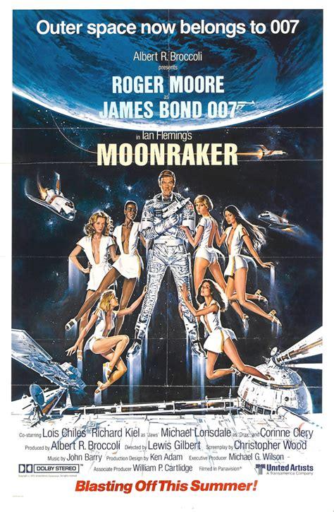 Moonraker Dvd Release Date