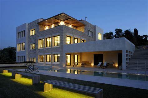 Großes Modernes Haus by Sanfter Und Eleganter Riese Gro 223 Es Haus Hat Ein Sehr