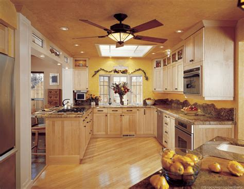 choosing   kitchen ceiling fan  bright light