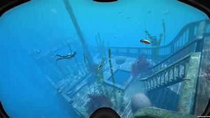 Diving Wreck Hms Community Pc Subnautica Games