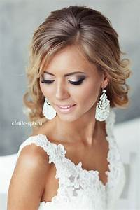 18 Wedding Hair And Wedding Makeup Ideas Deer Pearl Flowers