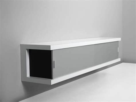 Horst Bruning Wall-mounted Credenza For Behr For Sale At