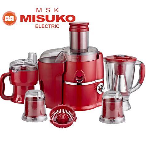 electric food juicer appliance multi processor grinder
