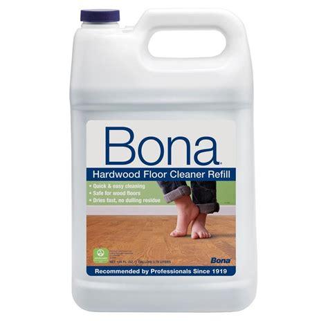 Bona 128 Oz Hardwood Cleanerwm700018159  The Home Depot