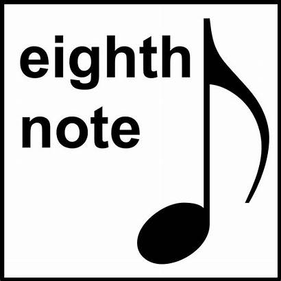 Note Notes Clip Eighth Notation Clipart Bing