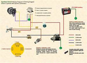 1948 Ferguson Tractor Wiring Diagram